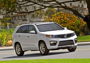 NEW CAR BUYERS RANK THE KIA SORENTO AND SPORTAGE AS THE BEST VALUE IN THEIR SEGMENTS IN NEWLY RELEASED CONSUMER SURVEY