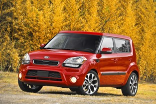 "READER'S DIGEST NAMES KIA SOUL ""BEST CAR DEAL UNDER $15,000"""