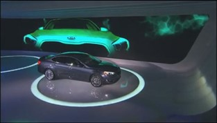 2013 NAIAS Press Conference