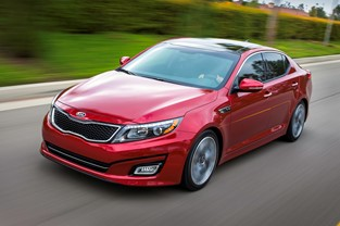 2014 KIA OPTIMA AND SOUL RECEIVE AUTOPACIFIC VEHICLE SATISFACTION AWARDS