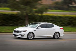 KIA MOTORS AMERICA INTRODUCES REFRESHED 2014 OPTIMA AT NEW YORK INTERNATIONAL AUTO SHOW