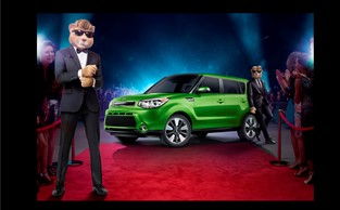 KIA MOTORS' ICONIC HAMSTERS - 2014 SOUL