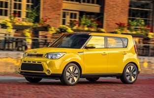 KIA TOPS MAINSTREAM BRANDS IN STRATEGIC VISION'S TOTAL QUALITY INDEX STUDY