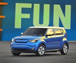 KIA MOTORS AMERICA EXPANDS SOUL EV AVAILABILITY TO FIVE ADDITIONAL STATES