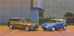 KIA MOTORS AMERICA POSTS LARGEST MONTHLY SALES TOTAL IN COMPANY HISTORY