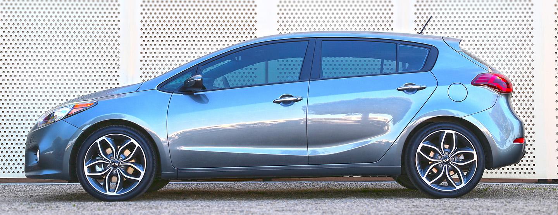 2015 Kia Forte5 Specifications